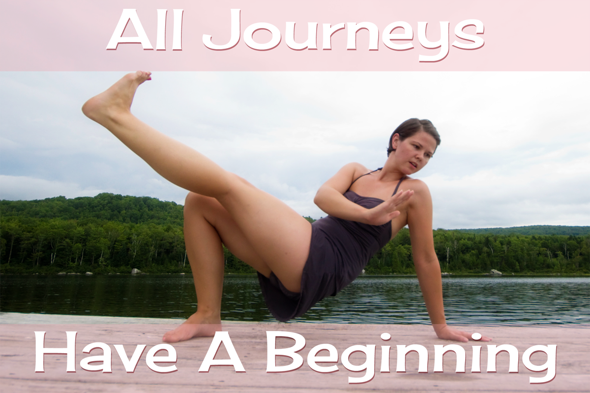 All journeys have a beginning