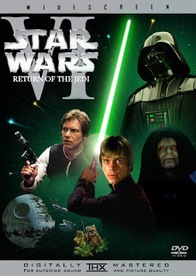 Watch Star Wars Episode VI: Return of the Jedi 1983 BRRip Hollywood Movie Online | Star Wars Episode VI: Return of the Jedi 1983 Hollywood Movie Poster
