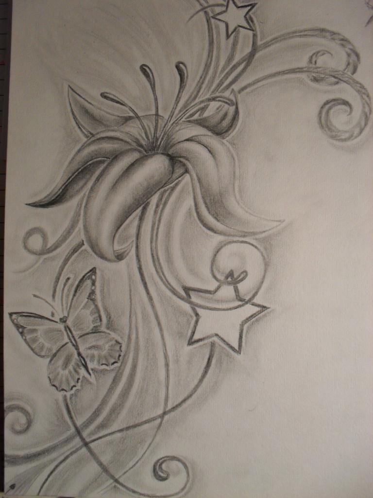 Ich suche gerade nach Tattoovorlagen, da ich in der Hoffnung bin ...