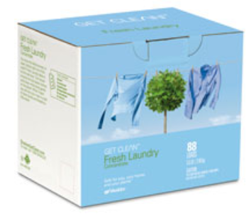 Beauty Of Lifetime With Shaklee Fresh Laundry Concentrate
