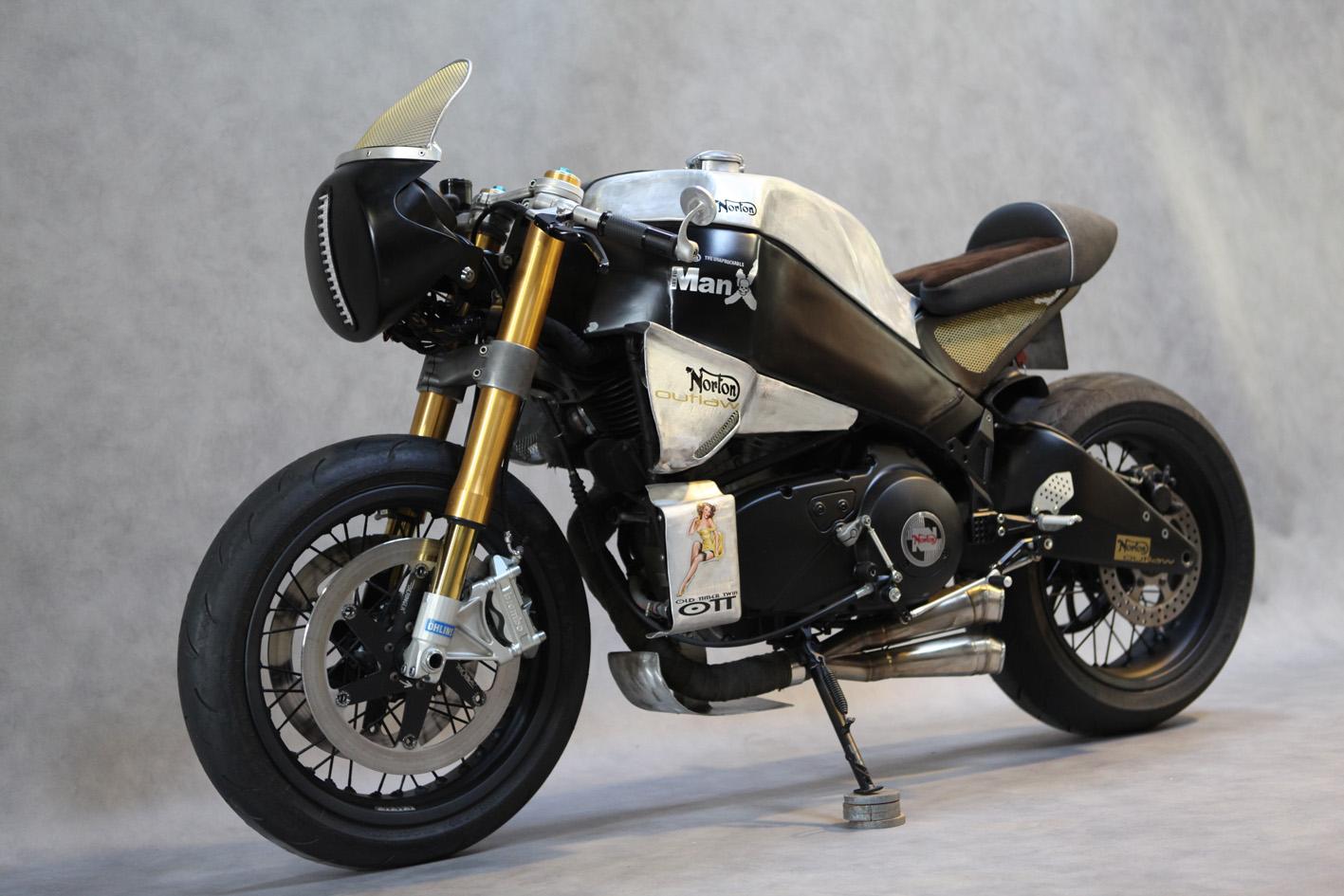 Buell Norton Manx Racer Way2speed
