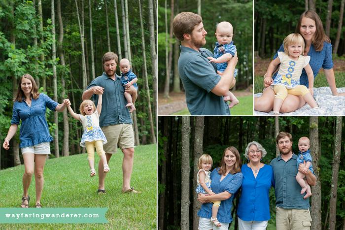 Hersey Family Adventure on Lake James, NC   Lifestyle Family Portraits   Boone North Carolina Family Photographer