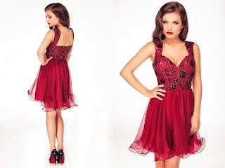 rochii elegante scurte2