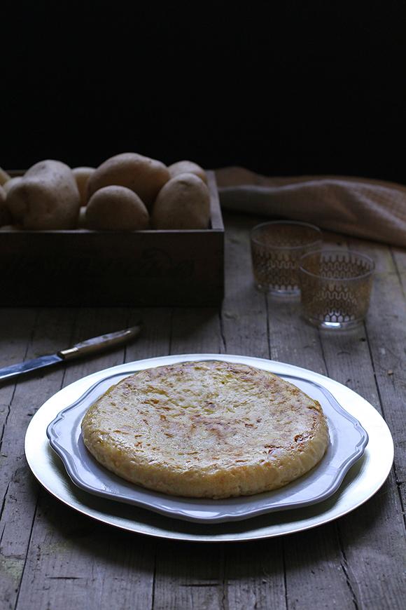 Como hacer tortilla de patata en el microondas tobegourmet - Tortilla en el microondas ...