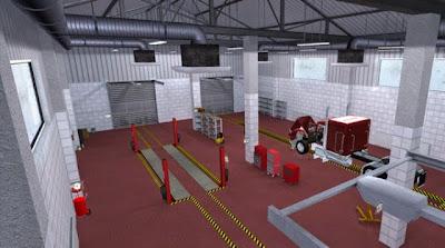 Truck Mechanic Simulator 2015 PC Gameplay