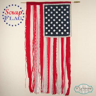 lace flag