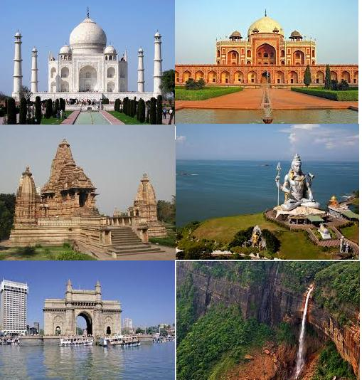 10 Reasons You Must Visit India 