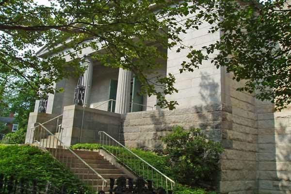 Providence Athenaeum, Benefit St.