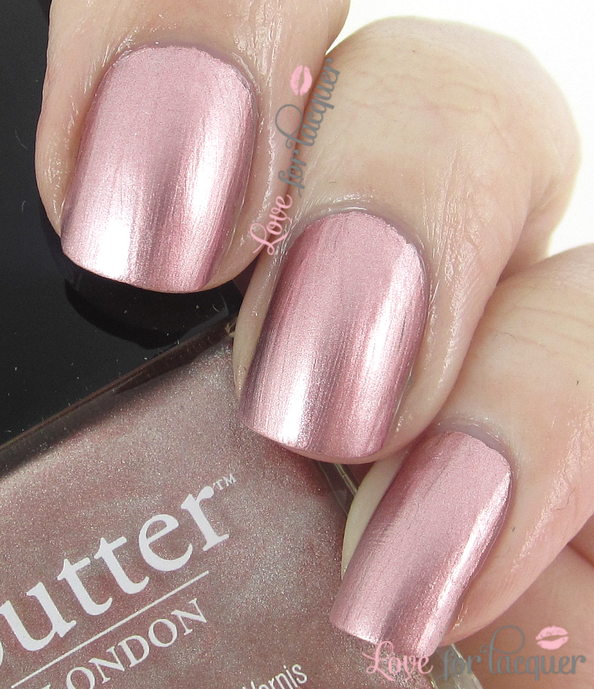butter LONDON Boho Rock Spring 2014 Collection | Swatches & Review - Love for Lacquer