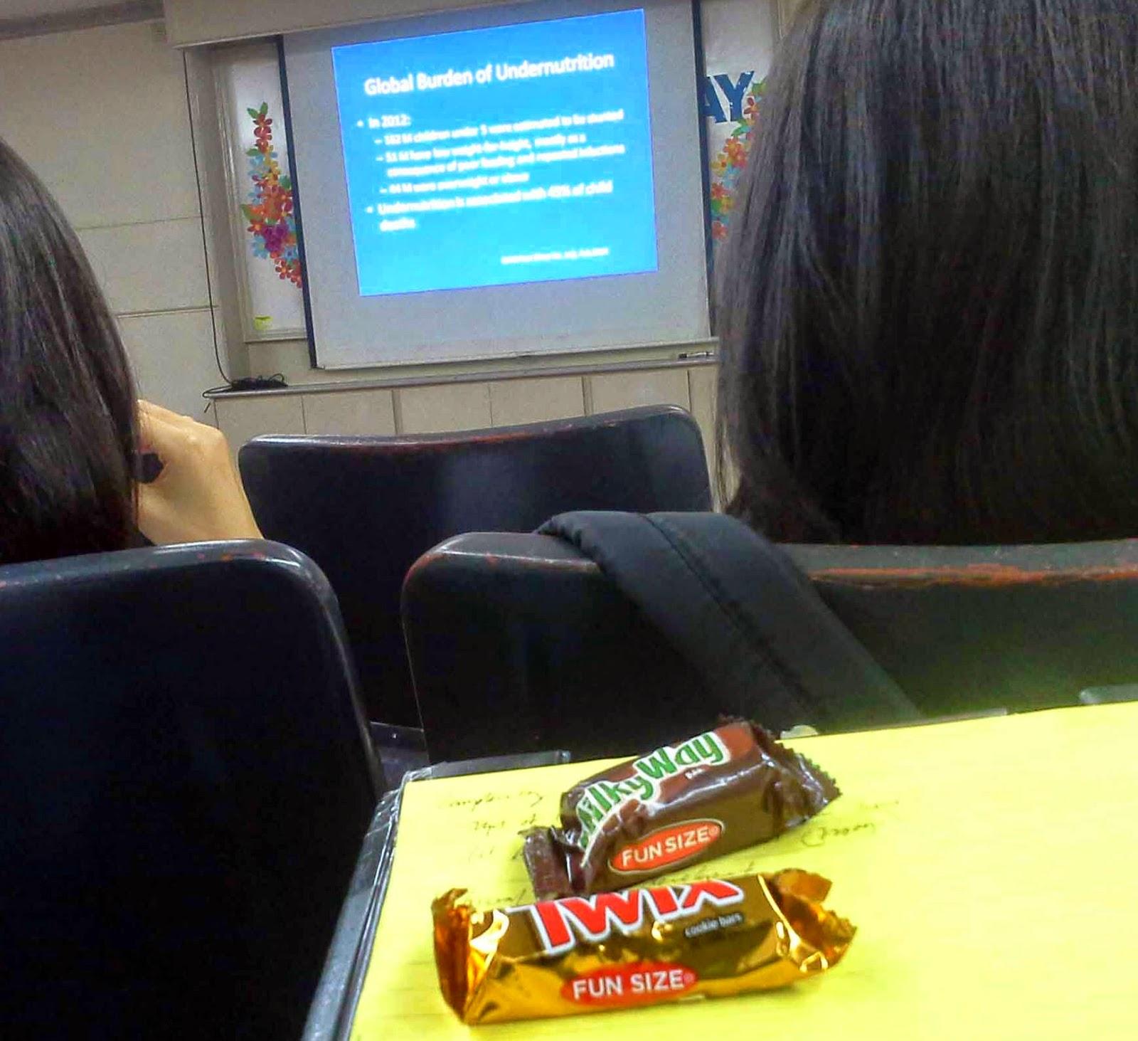 Chocolates Complementary feeding Malnutrition