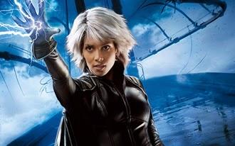 Halle Berry dalam film The X-Men