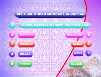 Download Aplikasi Belajar Ilmu Tajwid Man Amlapura