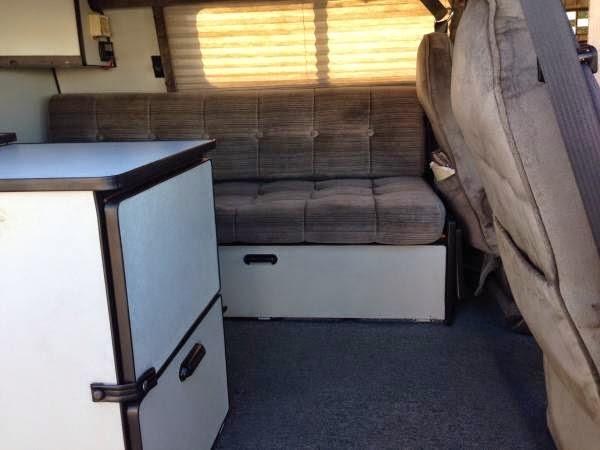 4X4 Van For Sale >> Used RVs 1994 Ford Sportsmobile Camper Van For Sale by Owner