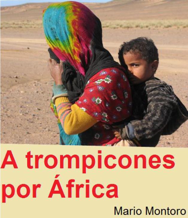 Biblioteca del IES Juan de la Cierva: A trompicones por África