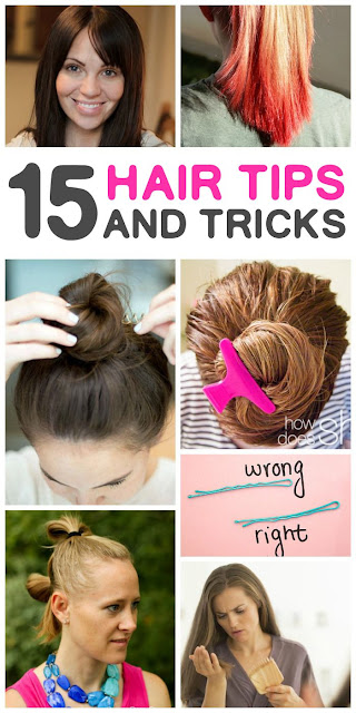 15 BRILLIANT HAIR HACKS YOU WANT YESTERDAY