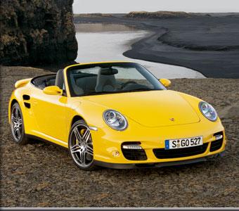 2011 Porsche 911 Turbo High