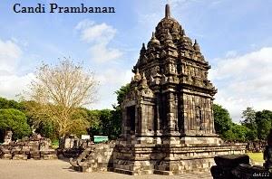 Candi Prambanan - Daftar Lokasi Tempat Wisata di Jogja