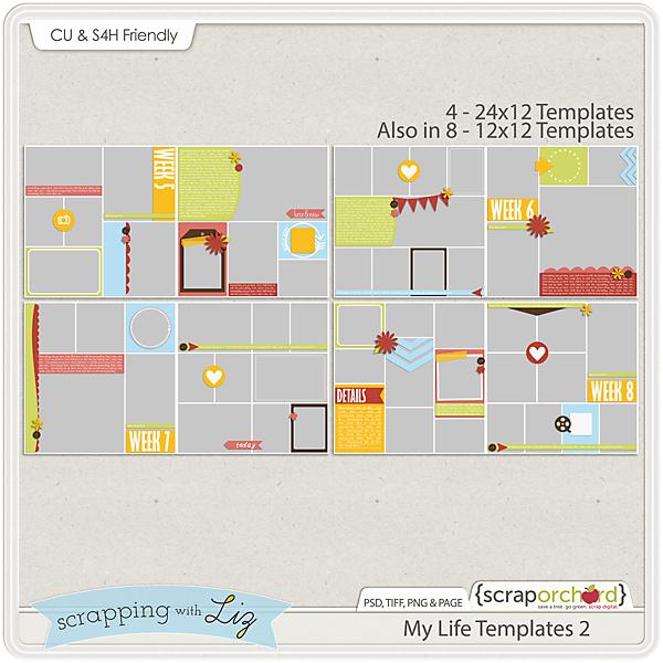 http://scraporchard.com/market/My-Life-2-Digital-Scrapbook-Templates.html