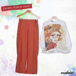 Jakarta Fashion Street Moshaict Makassar