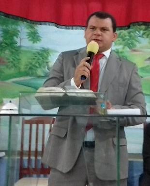 Pr Damião Oliveira