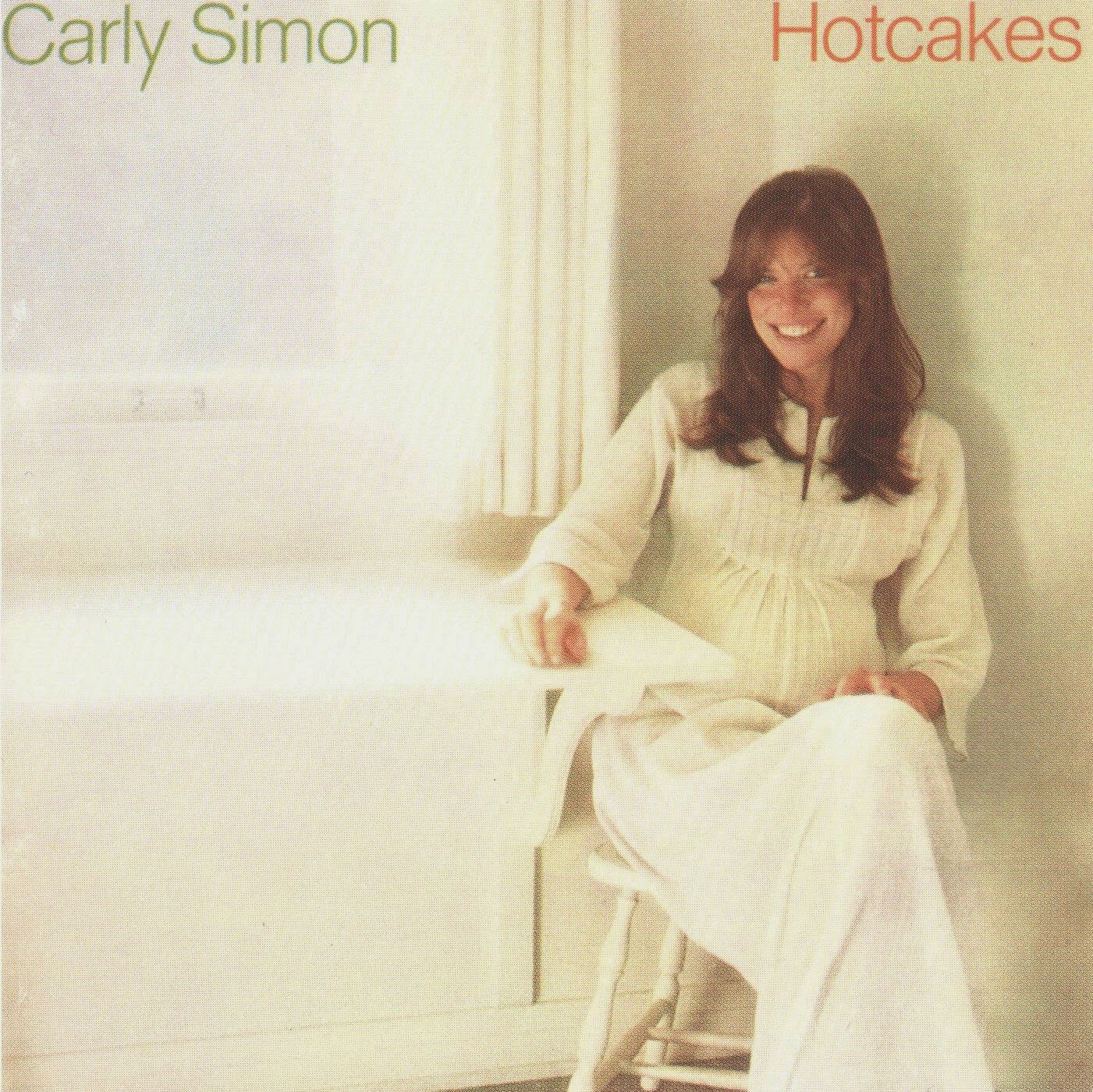 Carly simon album covers hotcakes 1974