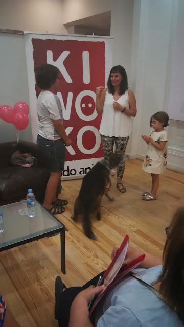 perros educación niños mascotas