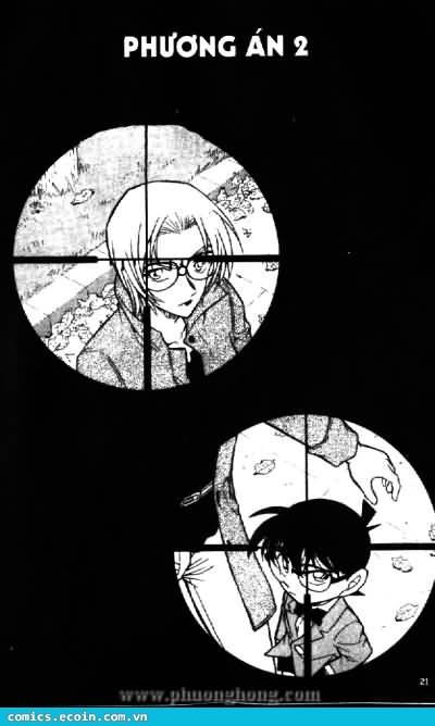 Detective Conan - Thám Tử Lừng Danh Conan chap 502 page 1 - IZTruyenTranh.com