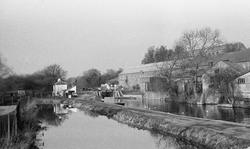 Grand Union Canal at Harefield