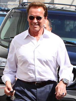 Arnold Schwarzenegger (Foto: Brainpix)