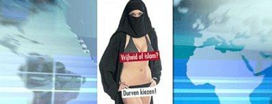Burka Vrijheid