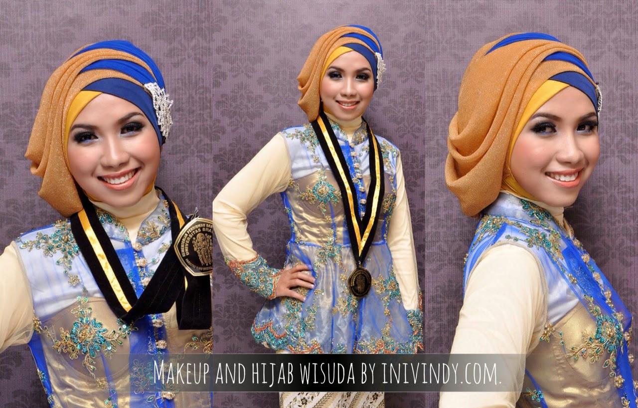 Model Hijab Wisuda Kumpulan Model Hijab Dan Tutorial Hijab Terbaru