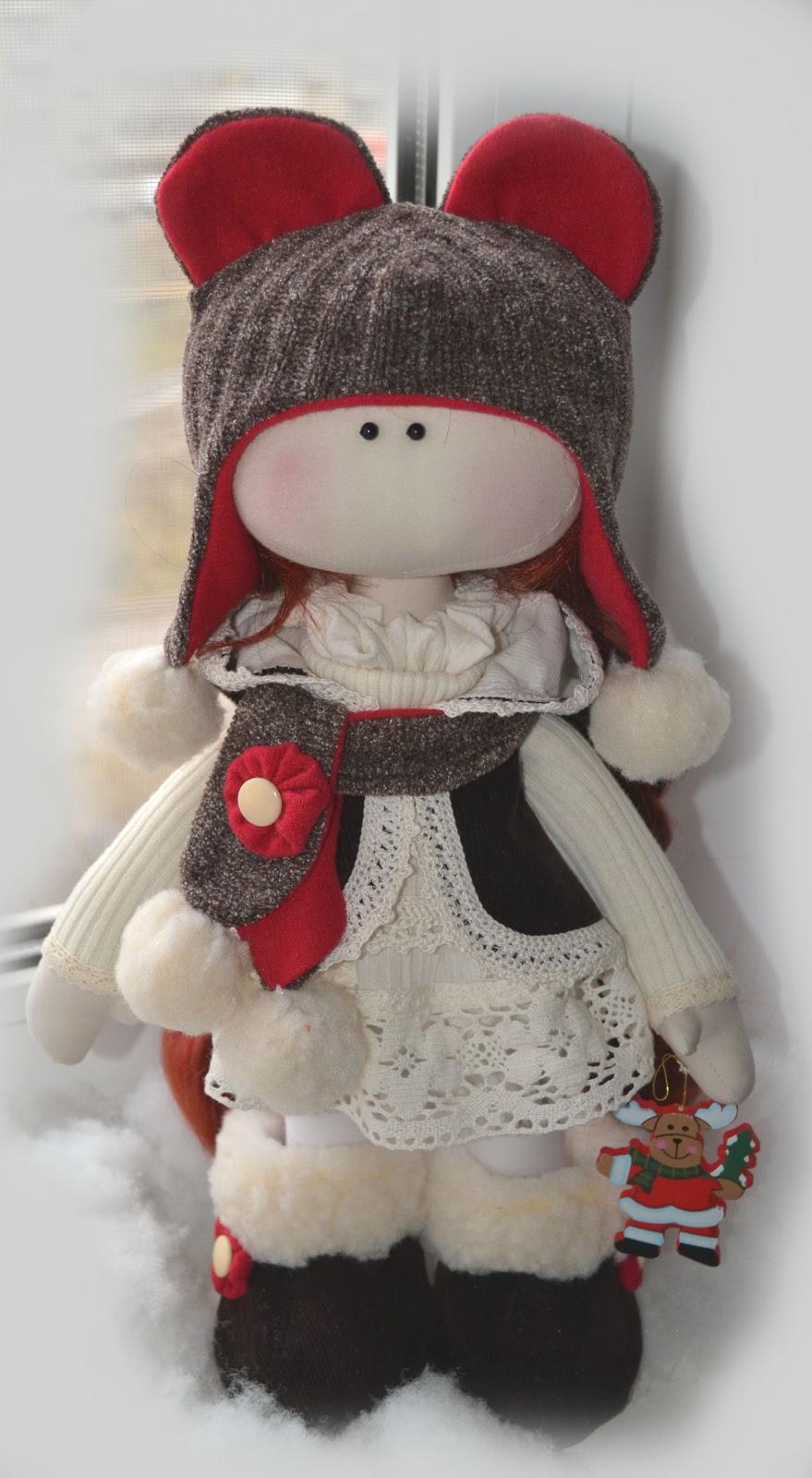 Подборка картинок Кукол тильда 44