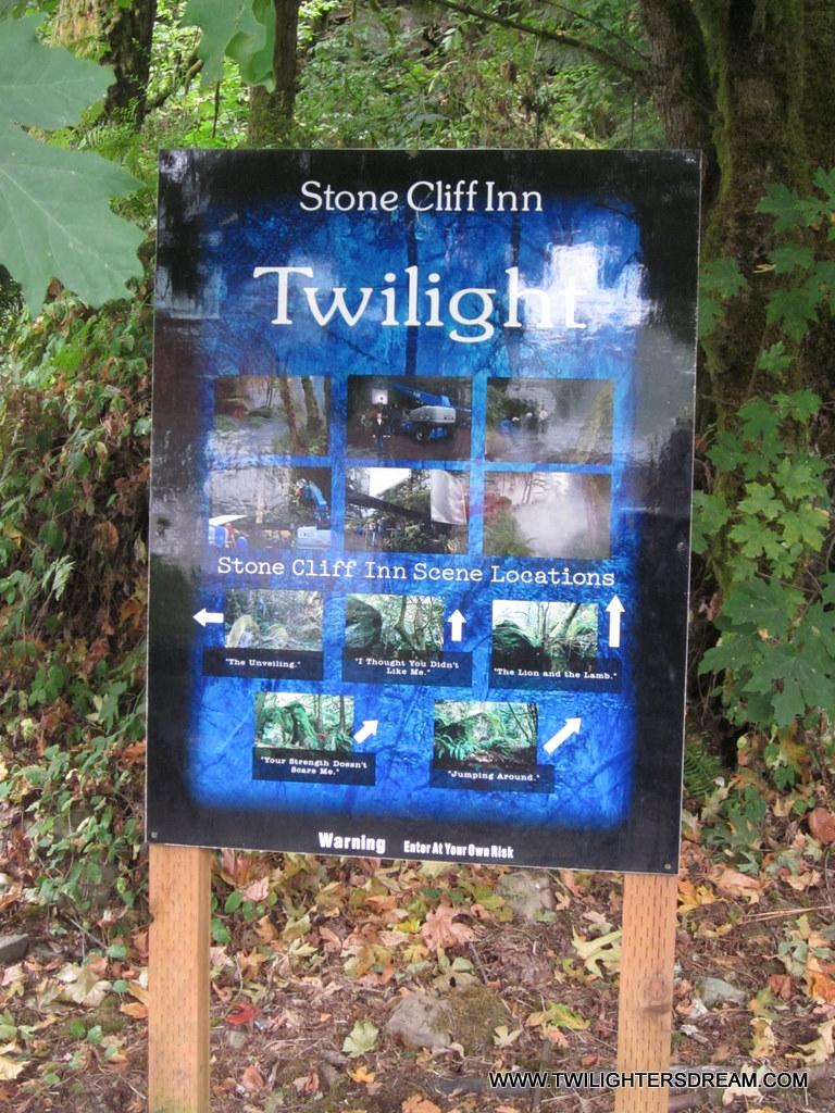 twilighters dream twilight movie filming location information. Black Bedroom Furniture Sets. Home Design Ideas