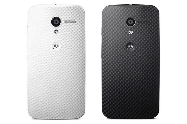 Moto X de Motorola y Samsung