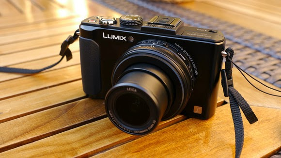 Favorite sidekick: Panasonic Lumix LX 7