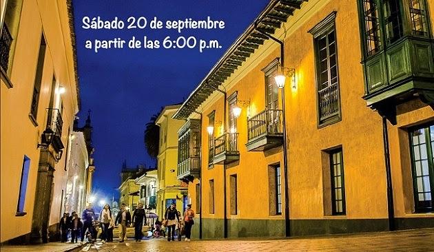 Nueva Jornada de Bogotá Despierta - 20 de Septiembre