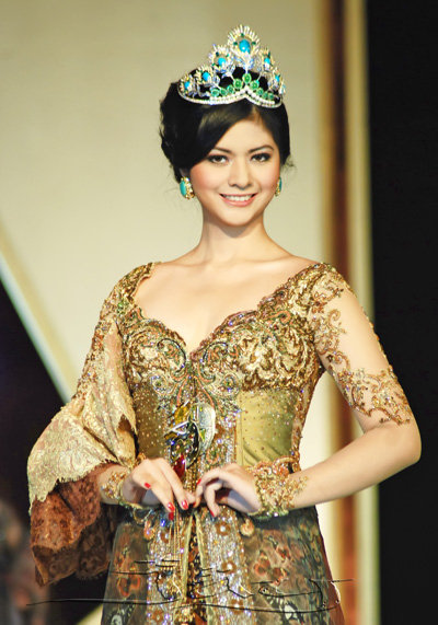Miss Indonesia Universe 2010