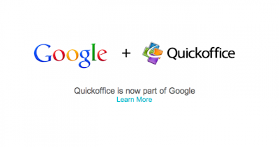 Google compra Quickoffice