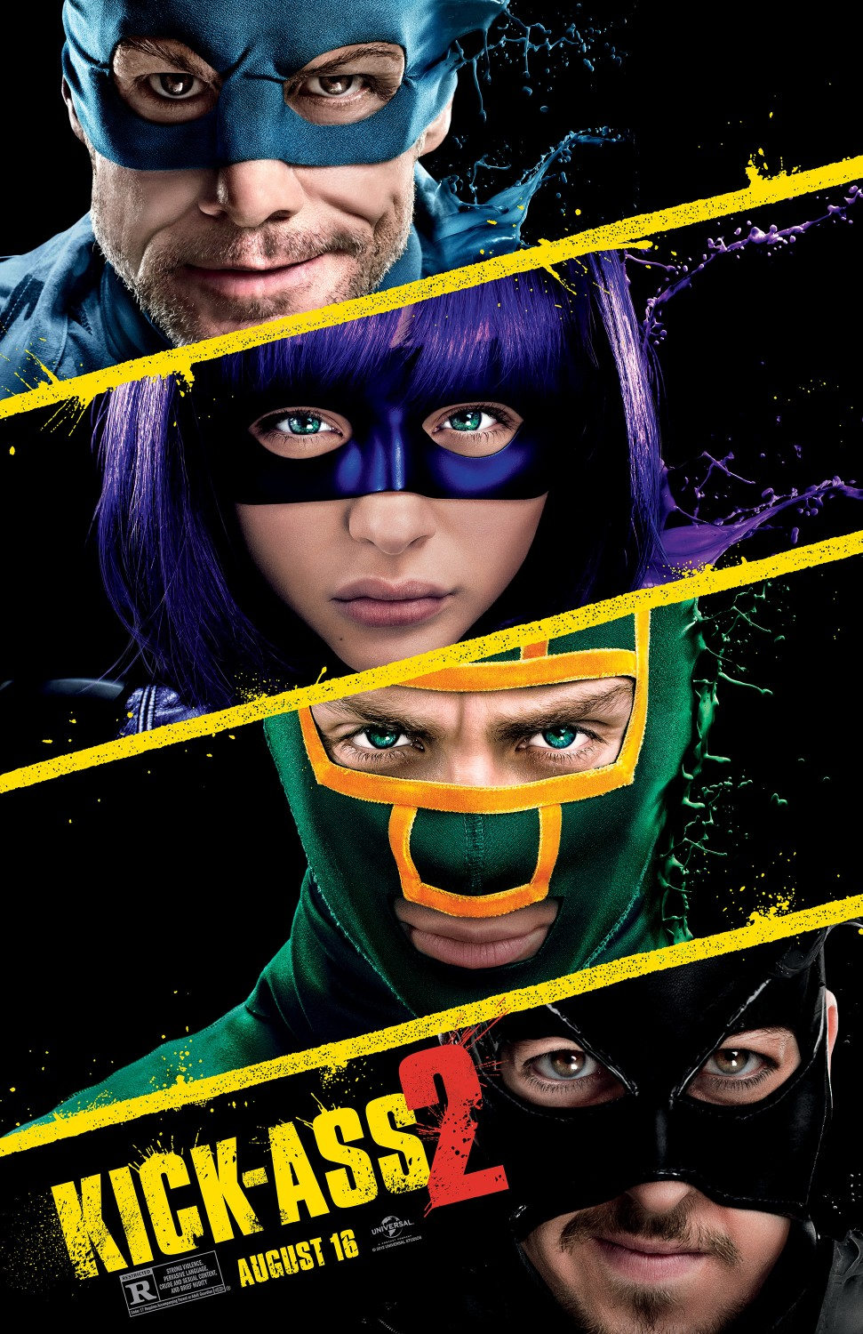 Download Kick-Ass 2 For Free