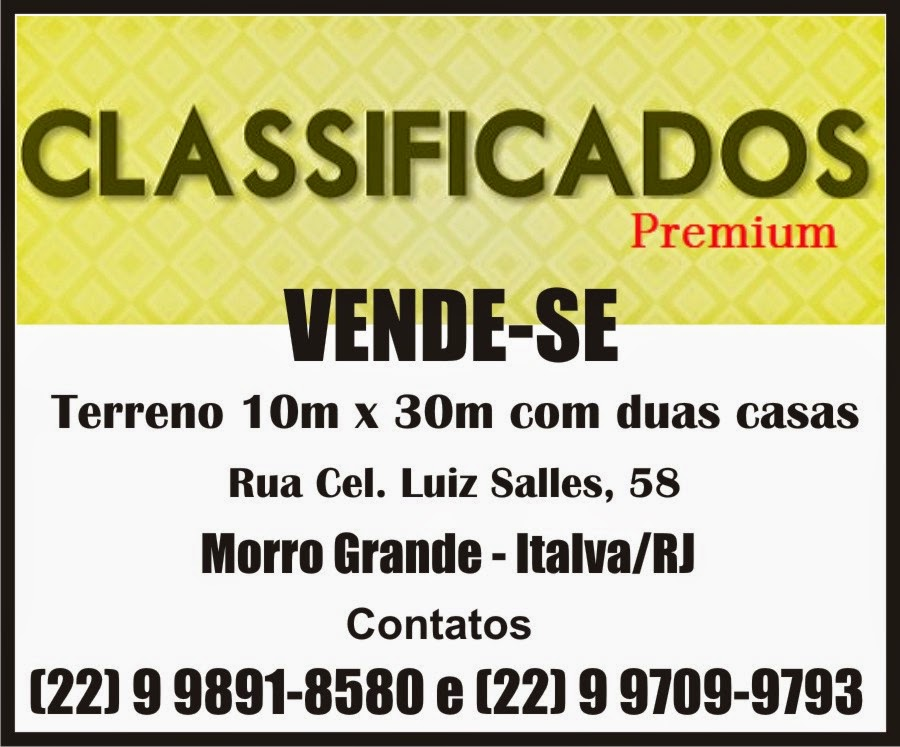 Classificados Premium