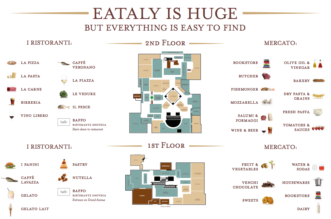 Theeataly Chicago Map Shows Just How Big And Extensive The
