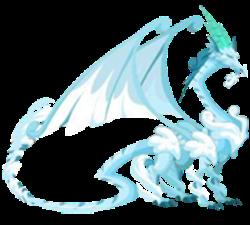 imagen del dragon ventisca