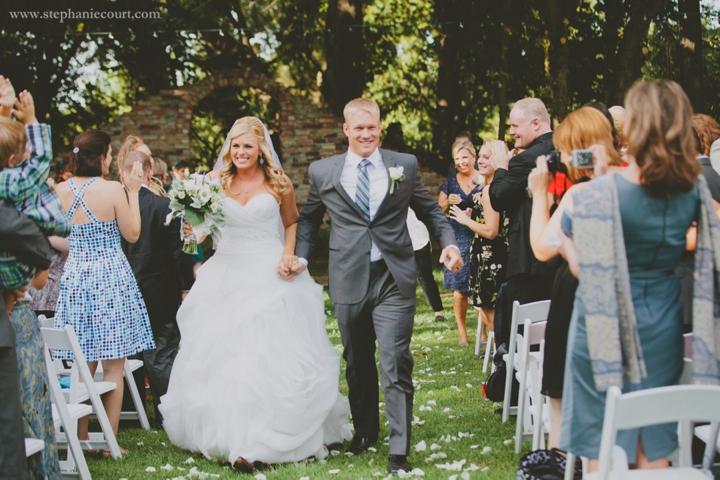 rustic chic farm wedding in modesto