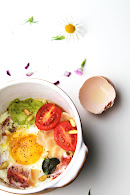 TRY MY EGGS WITH BROCCOLI PESTO