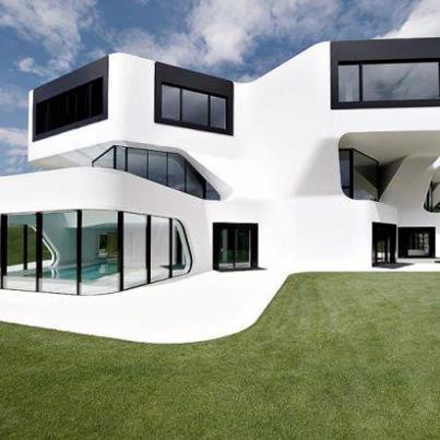 Gek op zwart wit mooi zwart wit huis op facebook kwok one daily coolness - Mooi huis ...