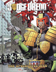 'Judge Dredd Classics: The Apocalypse War' by 2000 AD comics