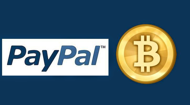 pay pal bitcoin