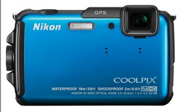 Camera Nikon Coolpix AW110 Specifications and Price Update