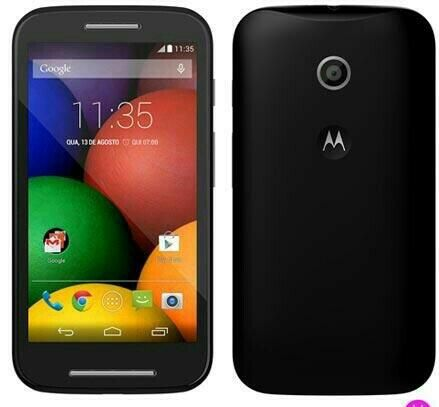 Motorolo E Launched for Rs. 6999 with Android 4.4