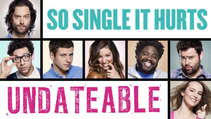 Undateable - Cancelled by NBC After 3 Seasons